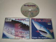 H-BLOCKX/TIME TO MOVE(SING SING/74321 18751 2)CD ALBUM