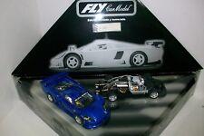 """FLY CAR MODEL/ SLOT CAR """"SALEEN S7R"""" Edicion Numerada y Limitada"""