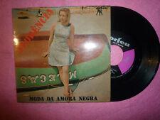 FLORENCIA Moda Da Amora Negra / 3+ EP fado  Portugal Press (EX-/VG++) R