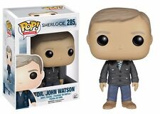 Funko Pop! Sherlock Holmes TV Series Dr. John Watson Vinyl Figure