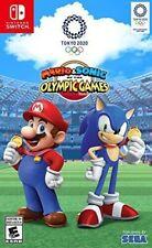 Mario & Sonic en los Juegos Olímpicos: Tokyo 2020 videojuegos