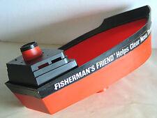 Vtg Fisherman's Friend Lozenges Counter Top Store Display Boat no base FREE SH