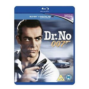 Dr No Blu-ray & UV Copy