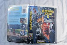 Walt Disney Masterpiece Collection - Homeward Bound II Lost in San Francisco