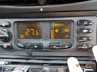 Porsche Boxster Heater Control   996.653.101.03 V3.6      Boxster A/C Control