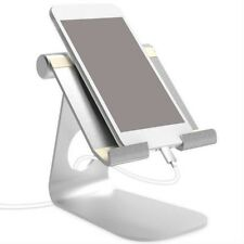 Multi-Angle iPad NEW Stand Aluminum Alloy Stand with Portable Adjustable UK^