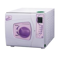23L Class B Dental Autoclave Steam Sterilizer w/ Printer 3 Times Vacuum Clinic