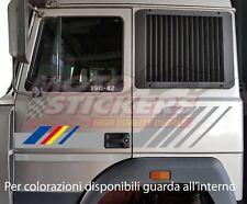 IVECO 190-42 - Adesivi - Decalcomanie per cabina