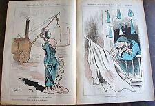 LA LUNE ROUSSE, N° 76 , dimanche 19 mai 1878, l'exposition pour rire