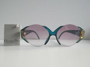 """""""CHRISTIAN DIOR""""VINTAGE SUNGLASSES*NEVER USED*OLD STOCK*TRENDY*"""