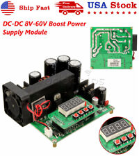 Bst-900W 15A Cnc Boost Converter Module 8-60V Step-up 10-120V Solar Charging Dc
