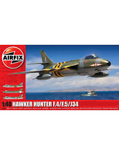 Hawker Hunter F.4/F.5/J.34 Plastic Model Airplane Kit