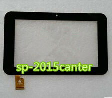 "AMPE A76 TPC0185 TPC0185-VER-2.0 Black 7"" Touch Screen Free Shipping #0905"
