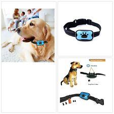 Cane ad ultrasuoni ANTI SHOCK Abbaiare Collare innocuo dispositivo di formazione alla sicurezza animali domestici