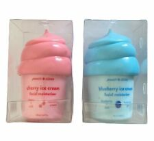 Peach Slices Ice Cream Facial Moisturizer or Blueberry Hydrating Gel You Choose!