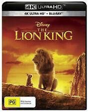The Lion King 2019 4k UHD Blu-ray Region B