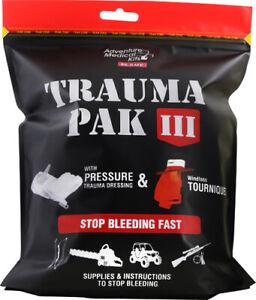 AMK Trauma Pak III First Aid Kit