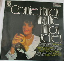 Connie Francis - sings the Million Sellers - Contour 2870 383