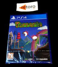 TERRANIA Sony Playstation PS4 PAL España NUEVO Precintado