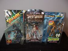 Lot Of 3 Mcfarlane Spawn Figures New In Package