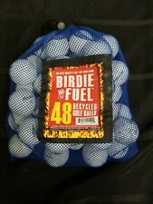 40 Recycled Golf Balls In Mesh Bag. Used. 3420.