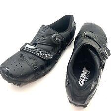 Bont Riot MTB Mountain Bike Cycling Shoes Black sz 43 / 9