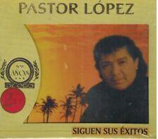 Pastor Lopez Siguen sus Exitos los Anos de oro