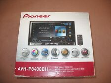 """Pioneer AVH-P8400BH 2-DIN Multimedia DVD Receiver 7"""" Widescreen Touch Display"""