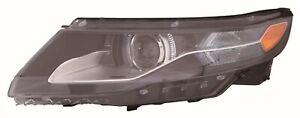 FIT CHEVY VOLT 2011-2015 LEFT DRIVER HALOGEN HEADLIGHT HEAD LIGHT LAMP NEW CAPA
