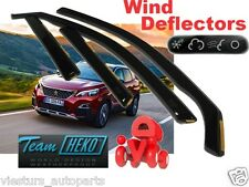 PEUGEOT 3008 5D II   2017 -   Wind deflectors  4.pc   HEKO  26157