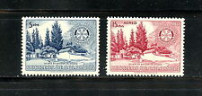 H529  Colombia 1955    Rotary    2v. MNH