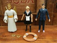 Doctor Who Voyage of the Damned Action Figure Set - Titanic Kylie