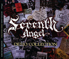 Seventh Angel - Demo Collection (*NEW-CD, 2017, Bombworks) Xian Metal Thrash