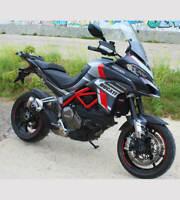 "Kit completo adesivi - Ducati Multistrada 950 / 1200 / 1260 / DVT "" 828"""