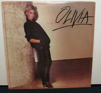 OLIVIA NEWTON JOHN TOTALLY HOT (VG+) MCA-3067 LP VINYL RECORD