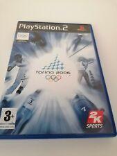 Playstation 2 ps2 Spiele Torino 2006 Winter Olympics Retro Familie Spaß Spiele gratis