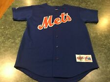 Majestic Diamond Collection Todd Hundley #9 New York Mets Jersey YOUTH Size Med