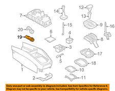 VW VOLKSWAGEN OEM Beetle Front Center Console-12V Cigarette Lighter 1J09193079B9