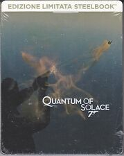 Blu-ray SteelBook Limited «JAMES BOND 007 ♦ QUANTUM OF SOLACE» Daniel Craig 2008