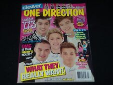 2013 CLEVER MAGAZINE ONE DIRECTION MAGAZINE - PREMIERE ISSUE - O 9882
