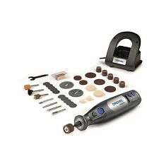 New Genuine Dremel 8V Cordless Micro Rotary Tool drill polish engrave sander