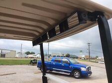 Golf Cart 5 Panel MIRROR fits PRECEDENT 2004-UP or E-Z-GO RXV