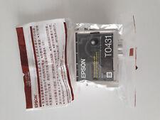 CARTUCCIA EPSON T0431  ORIGINALE NERO ORIGINALE STYLUS C84 C86 CX6400 CX6600