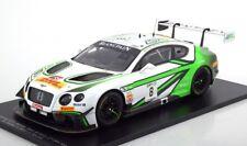 1:18th Bentley Continental GT3-M Sport #8 Spa 24hr