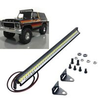 36 LED Roof Lamp Light Bar for 1/10 RC Car Crawler Model SCX10 Traxxas Trx-4 US