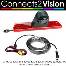 C2 CAM-CT3 - Brake Light Reverse Rear View Camera for Citroen Jumpy BNIB