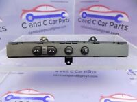 BMW E85 Z4 Roadster Centre Console Switch Pack Folding Roof DSC 6948770 29/11
