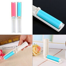 Roller Brush Remover Washable Foldable Clothes Lint Sticky Cleaner Home Tool #