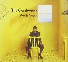 Cranberries Free to decide (1996, #8547012) [Maxi-CD]