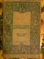 LA SACRA BIBBIA 1931 SAN PAOLO Tintori